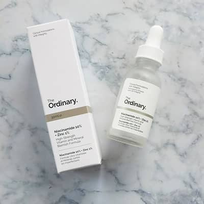 The Ordinary Niacinamide 10% - Zince 1%