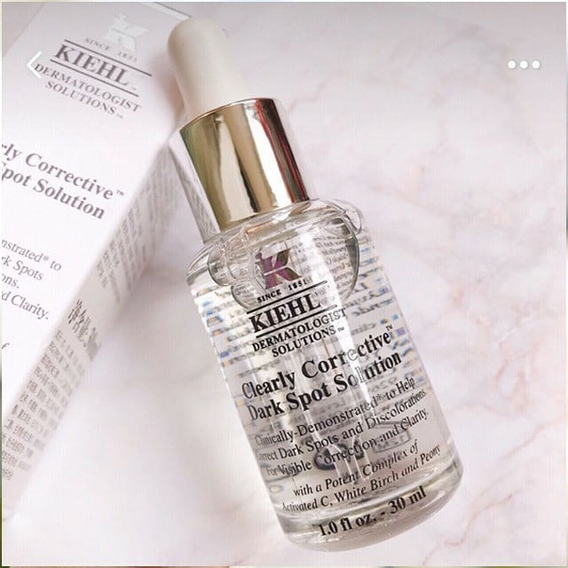 Kiehls Dermatologist Solutions Clearly Corrective Dark Spot Solution