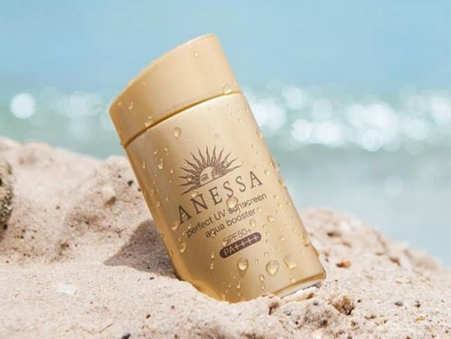 Anessa Perfect UV Sunscreen Aqua Booster SPF 50+ PA++++