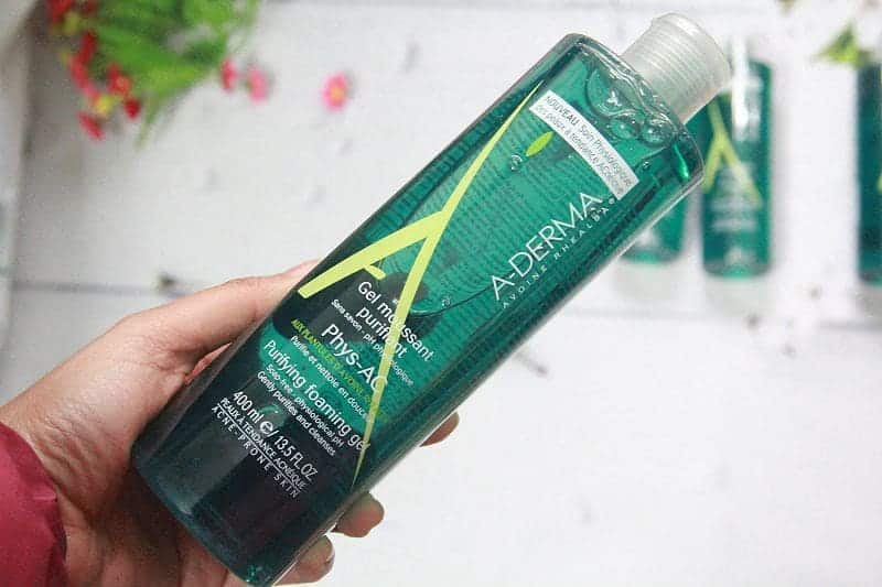 Aderma Phys AC Gel Moussant Purifiant